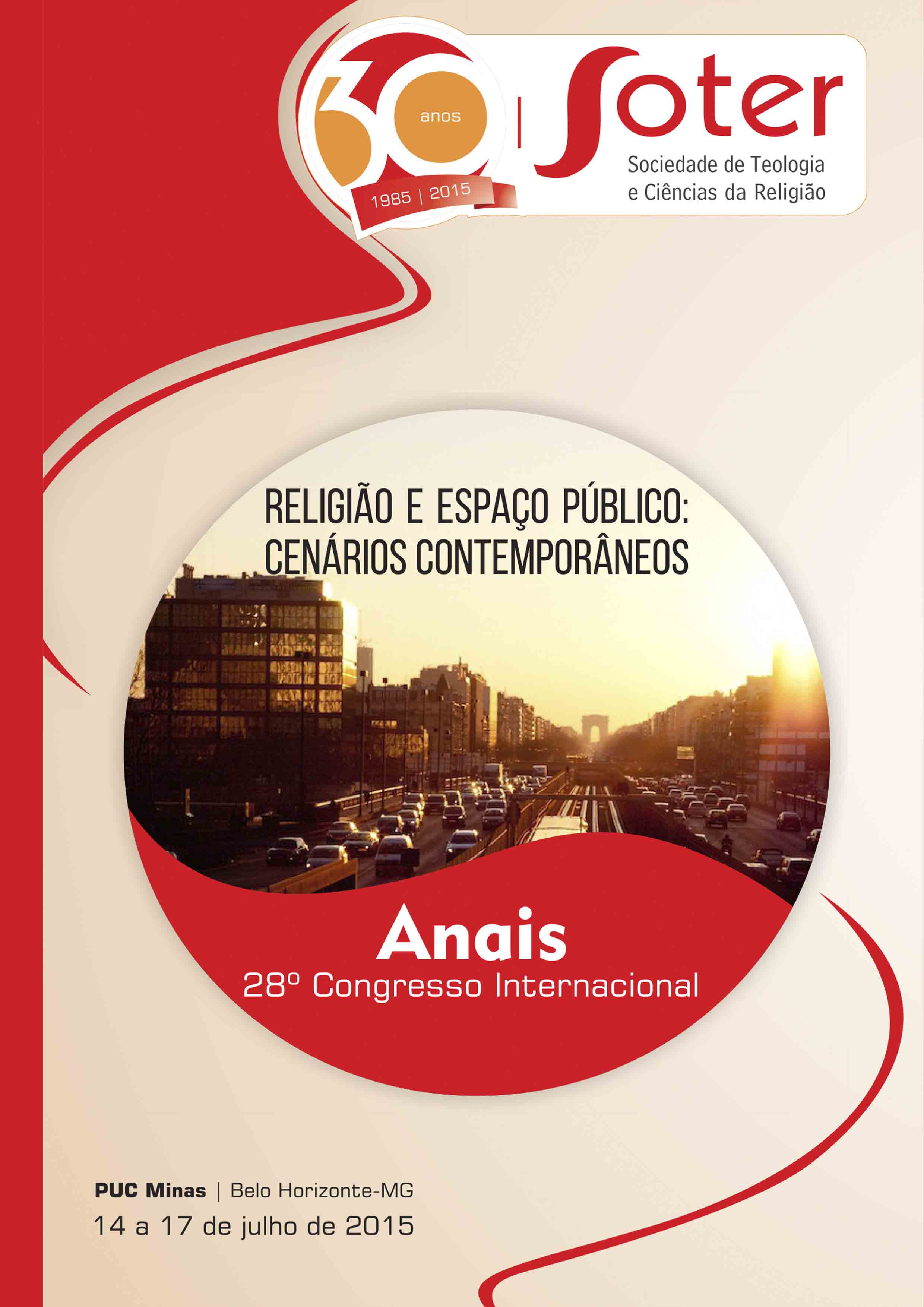 Anais do 28º Congresso Internacional da SOTER – 2015