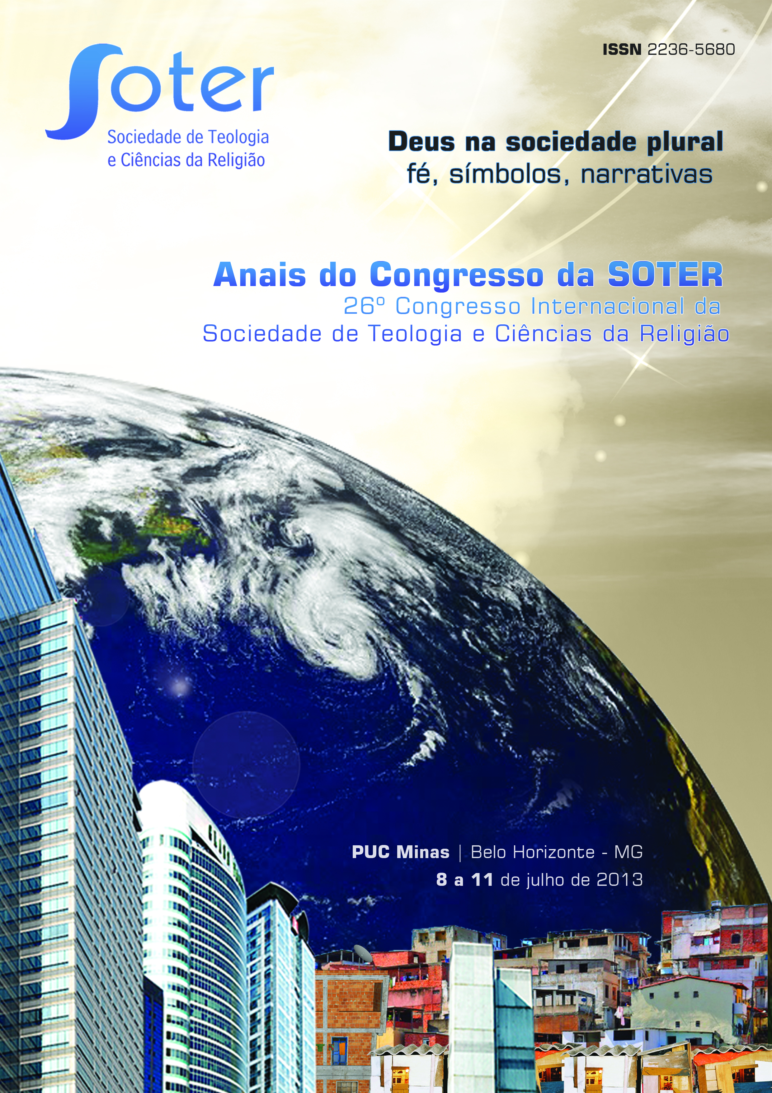 Anais do 26o Congresso Internacional da SOTER - 2013