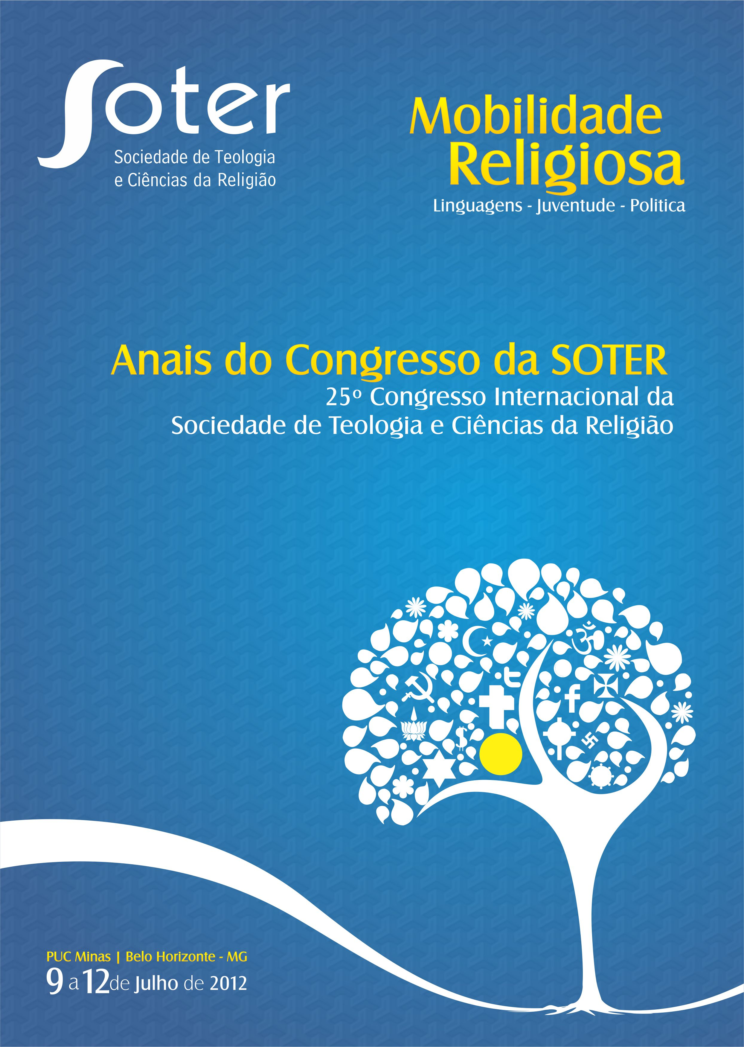 Anais do 25º Congresso Internacional da SOTER - 2012